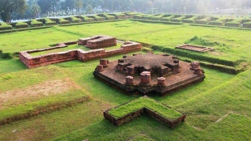 কুমিল্লার প্রত্নতাত্তিক শালবন বৌদ্ধ মন্দির