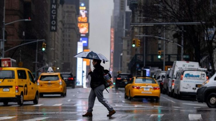 Heavy rain to drench tri-state before New Year's Eve