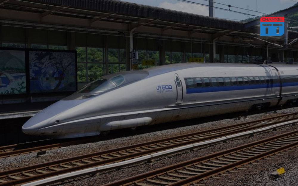 Bangladesh's first-ever bullet train is coming