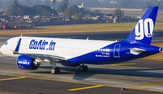 Indian passenger plane caught fire