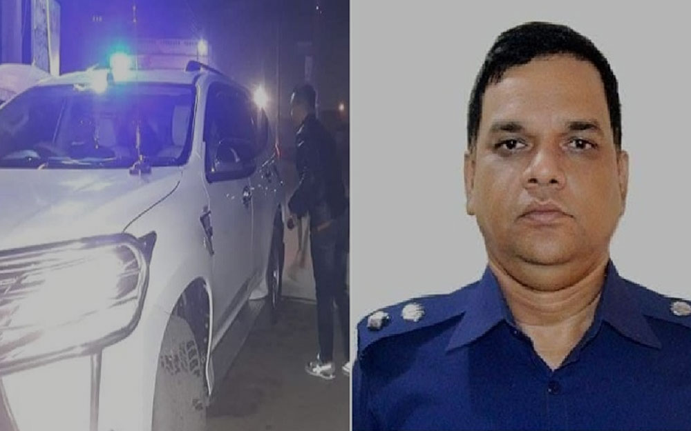 SP sets an example in following traffic rules