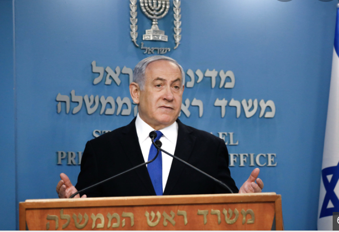 An aid to Israeli Prime Minister Netanyahu tests positive of COVID-19