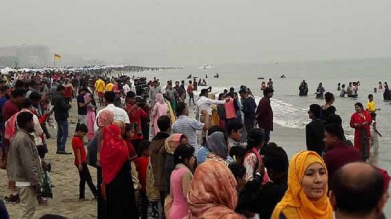 Ban on visiting Cox's Bazar