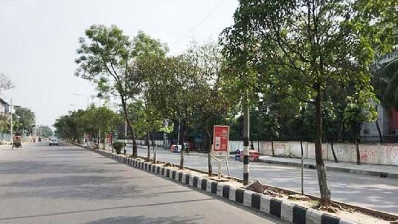 Police have taken control of all areas of Dhaka since Thursday morning with the Army