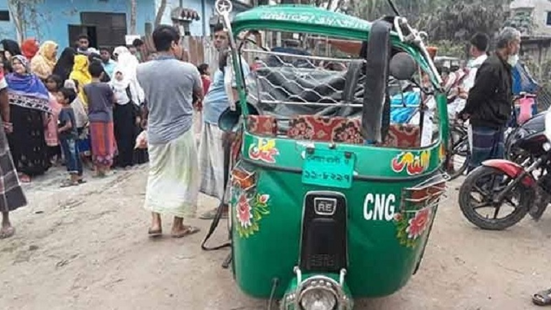Mother and daughter killed in road accident in Noakhali