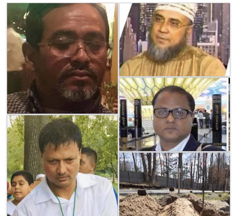 Burial of journalist Swapna, Maulana Fayek infected with Corona;  Two more dead today
