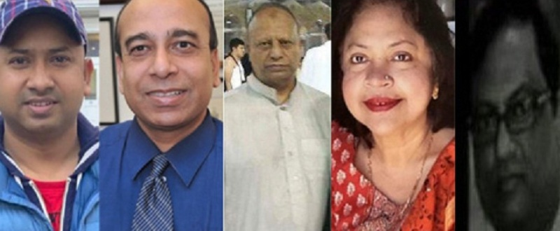 Four more Bangladeshis die in New York in Corona
