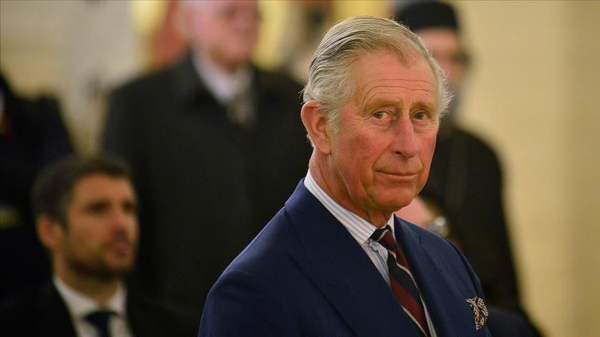 Prince Charles, the British Throne, recovering  from corona
