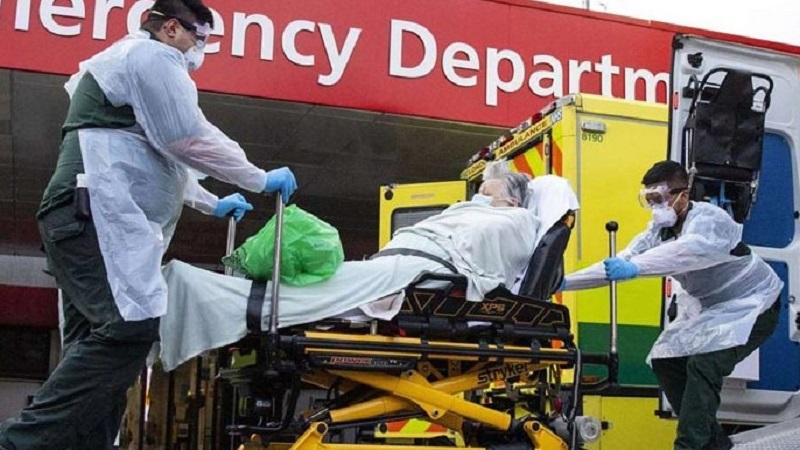 In UK Pandemic Corona Takes 393 Peoples Life in Last 24 Hours