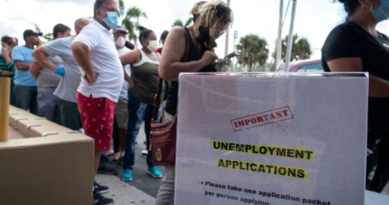 More than 3 crore people are unemployed in just 6 weeks in US