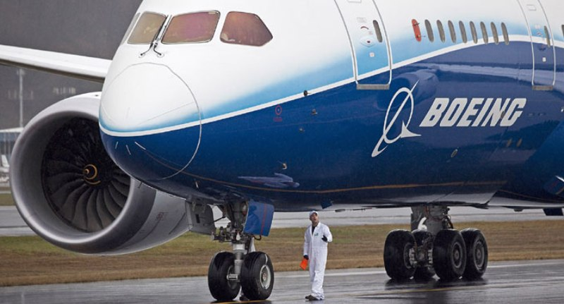 Boeing crack-down in Corona, 12,000 workers laid off