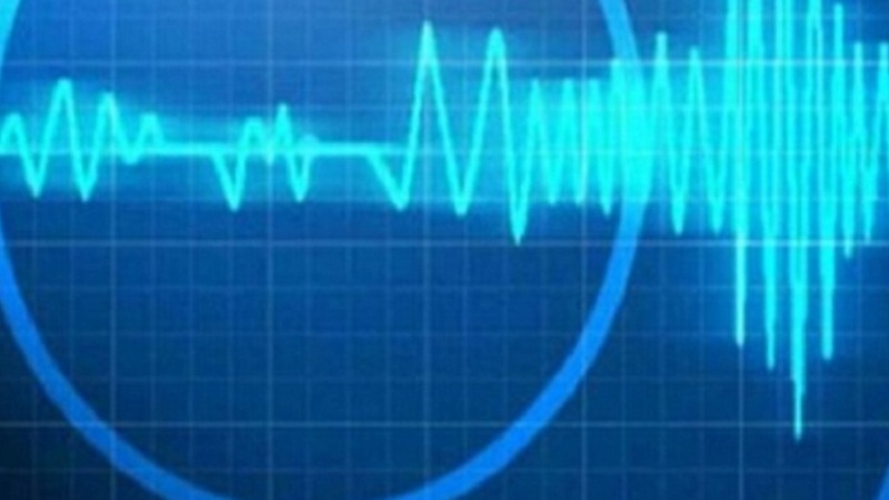 Manipur was shaken by the earthquake