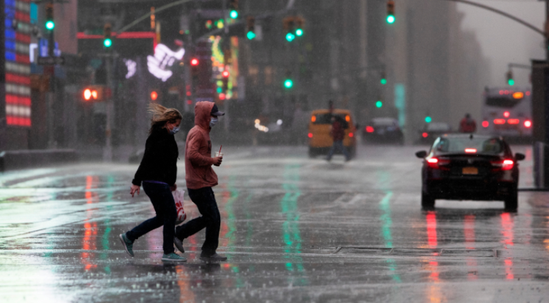 Unsettled Weather Pattern to Take Over NYC
