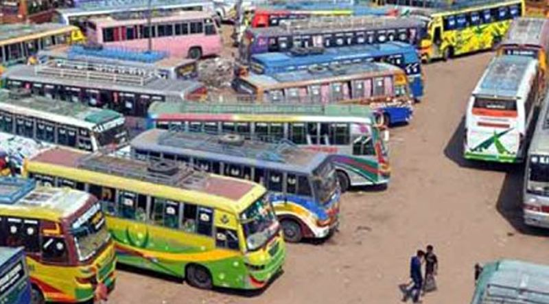 Considering the situation, public transport will be closed till 16th May