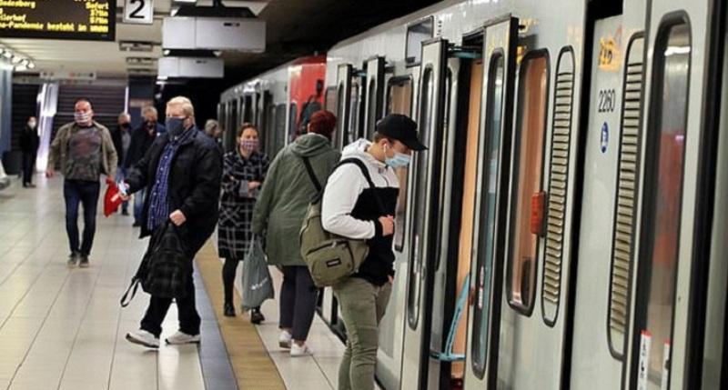 Spain made masks compulsory on public transport