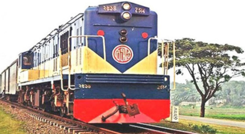 What the railway secretary said about leaving the passenger train