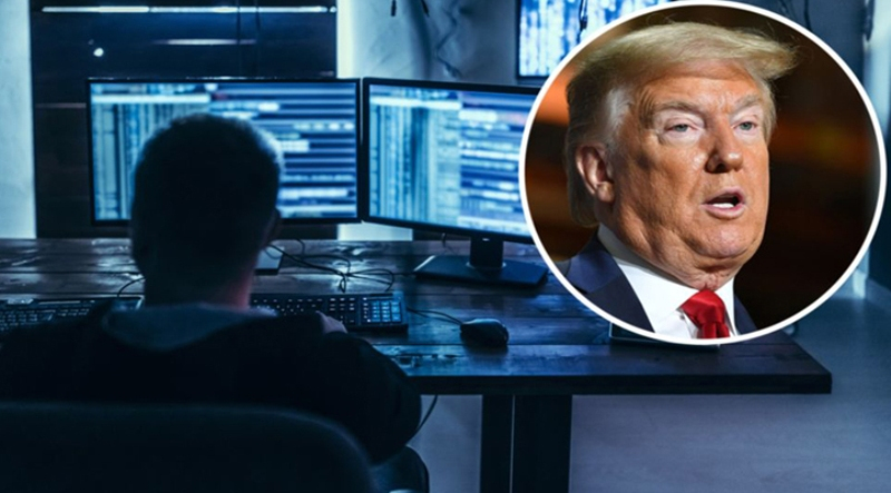 The hackers released 169 secret emails from Trump