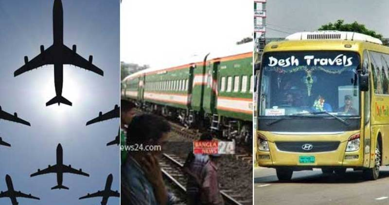 Plane-train-bus will run from May 31, you have to wear a mask