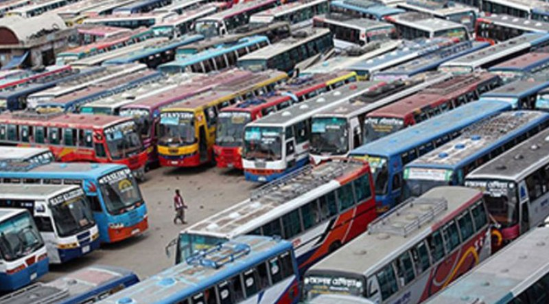 Considering the situation, inter-district public transport will be closed on the upcoming Eid
