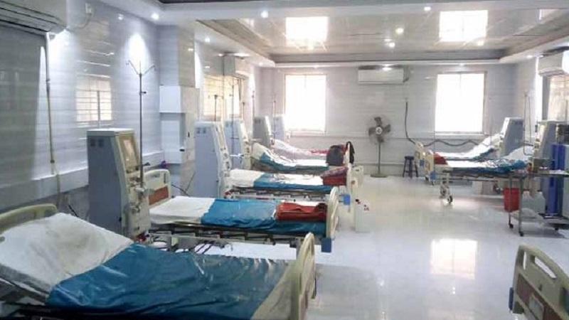 If the patient is not treated, the license of the hospital is canceled