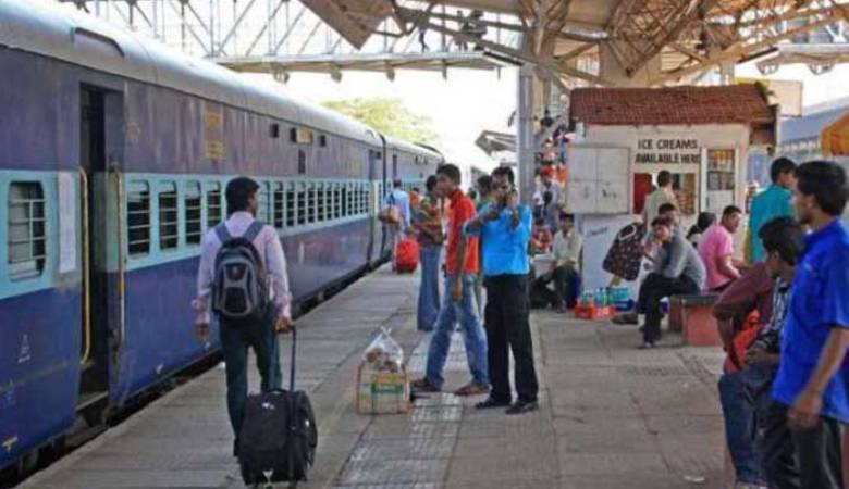 India is re-launching passenger trains