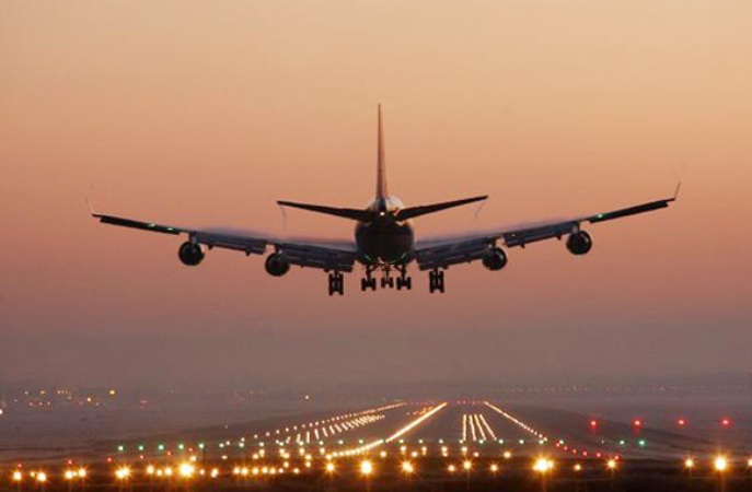 After two months India  has been  launched  the domestic flights