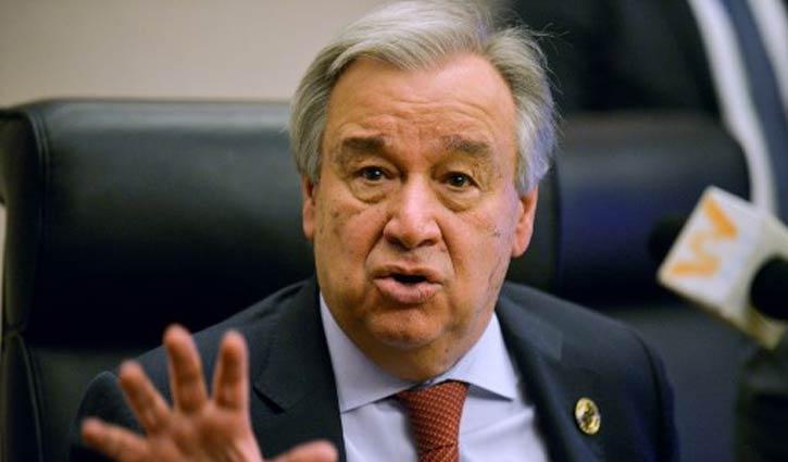 Corona has been the target of anti-Muslim attacks: UN Secretary-General