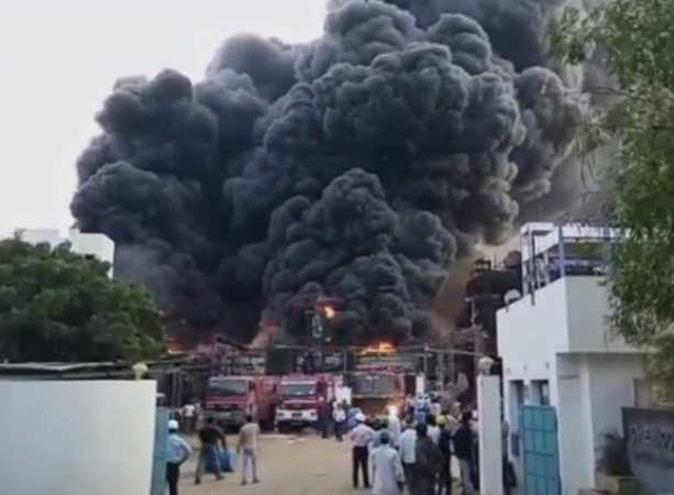 8 killed, 50 injured in blast at chemical plant in India