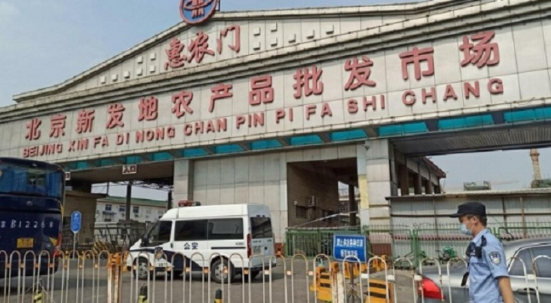 Corona outbreak in China again, Beijing lockdown