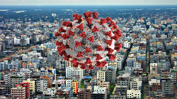 45 areas of Dhaka are in red zone
