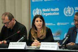 The World Health Organization has shifted its position to asymptomatic corona patients