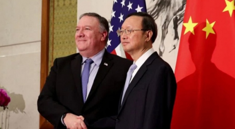 High-level meeting between the United States and China