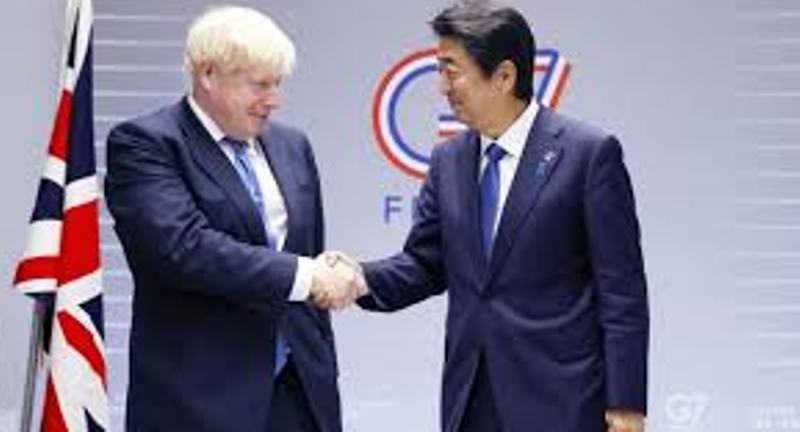 Japan-Britain post-Brexit trade talks begin