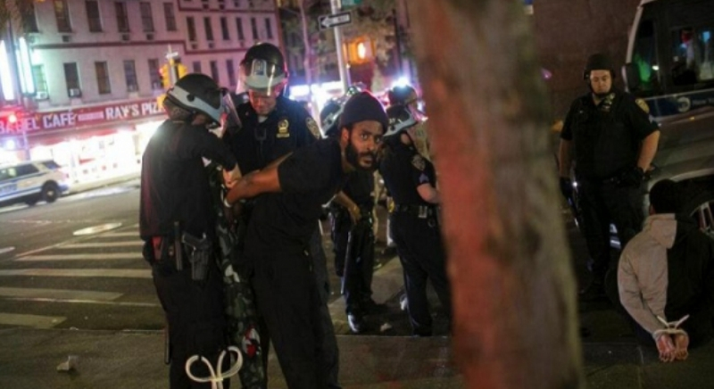 The curfew will remain in force in New York until June 7