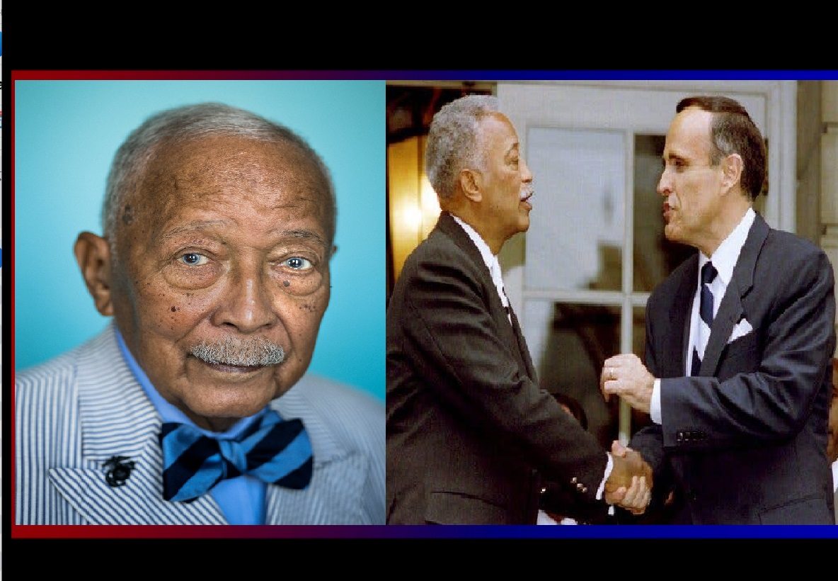 The Best David Dinkins Mayor New York City