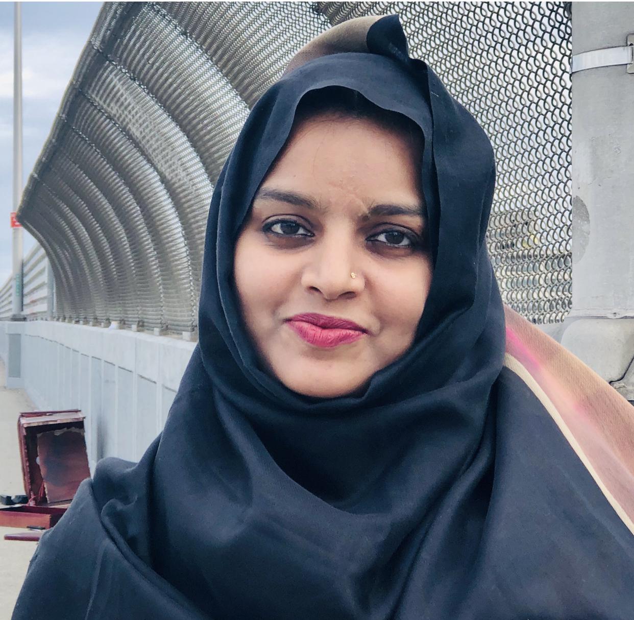 Shabina Bahar (Luna Chowdhury)